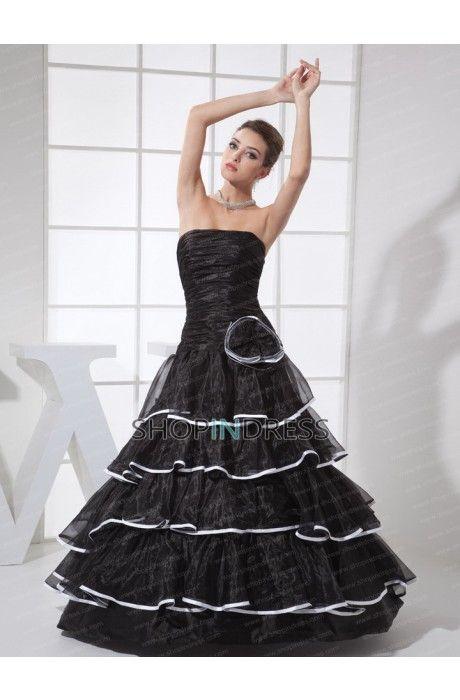 black ball gowns #black #ball #gowns #women #dresses | Ball Gown ...