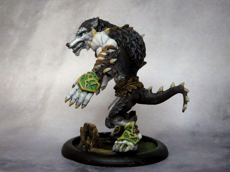 Warpwolf by Privateer Press - Hordes