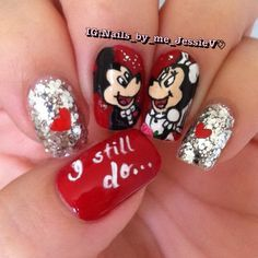 Minnie mouse nail art designs choice image nail art and nail mickey and minnie mouse nail designs images nail art and nail mickey and minnie mouse nail prinsesfo Image collections