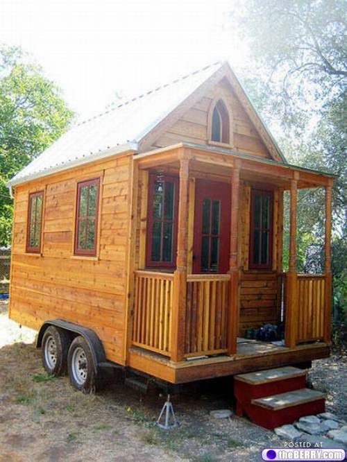 Small Tiny Houses : theBERRY