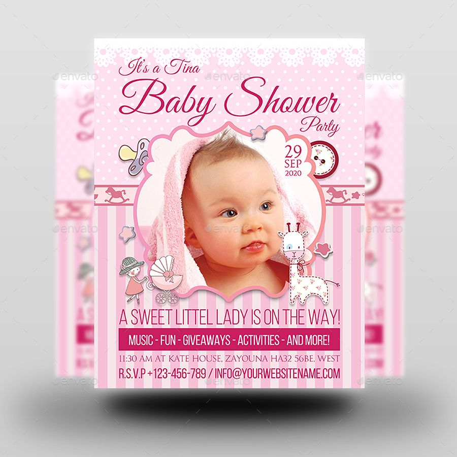 Baby Shower Party Bundle Vol 2 #Shower, #Baby, #Party, #Vol