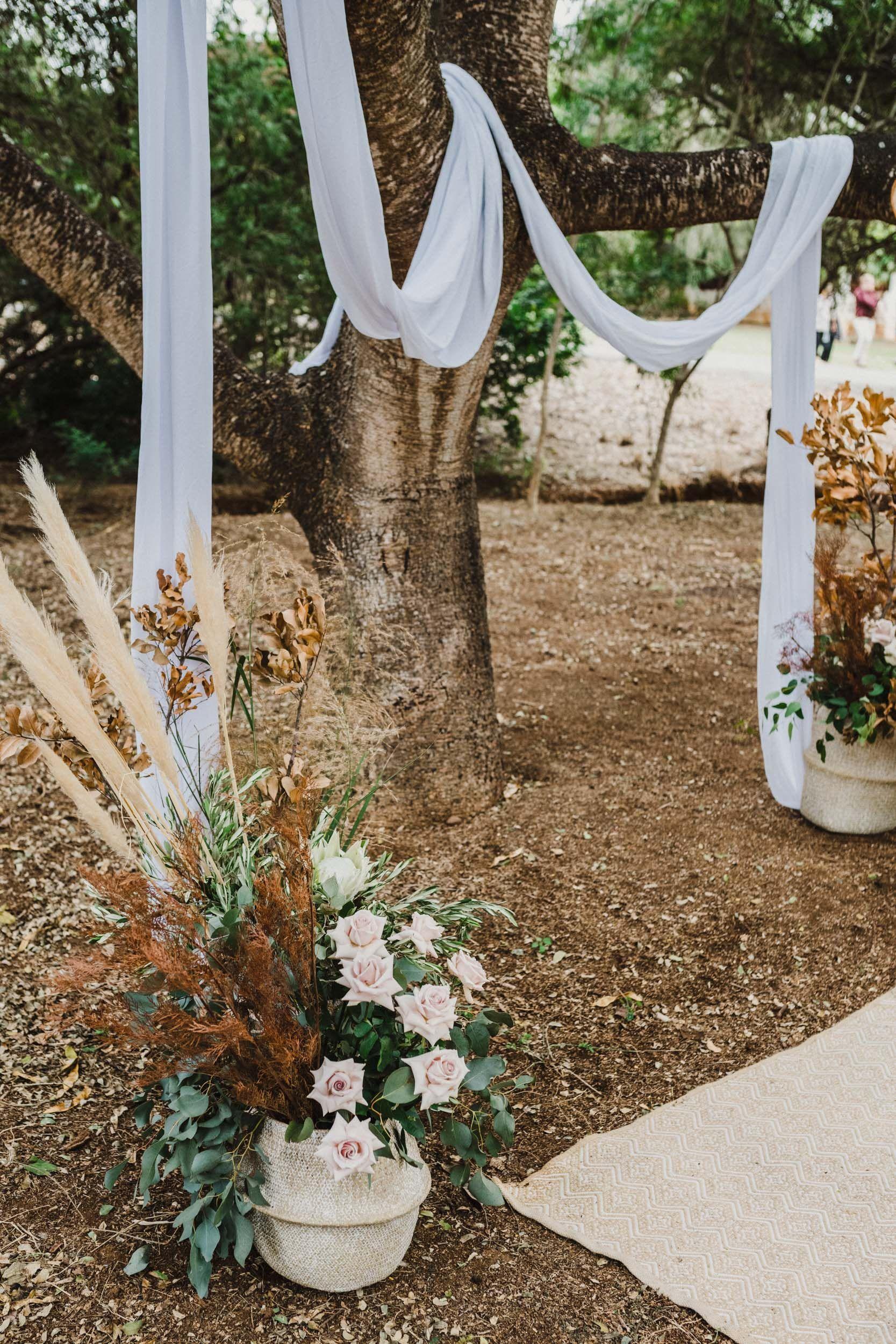 Ceremony Ideas Floral Mareeba Wedding Venue Photography Australian Wedding Photographer Country Wedding Inspiration Backyard Wedding Creative Wedding Photo