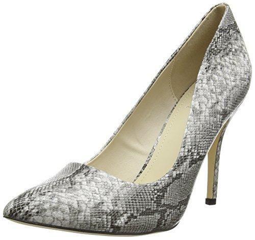 Another Pair of Shoes Priscila E3 - Zapatos de Tacón para Mujer, varios colores (negro/blanco 203), 40