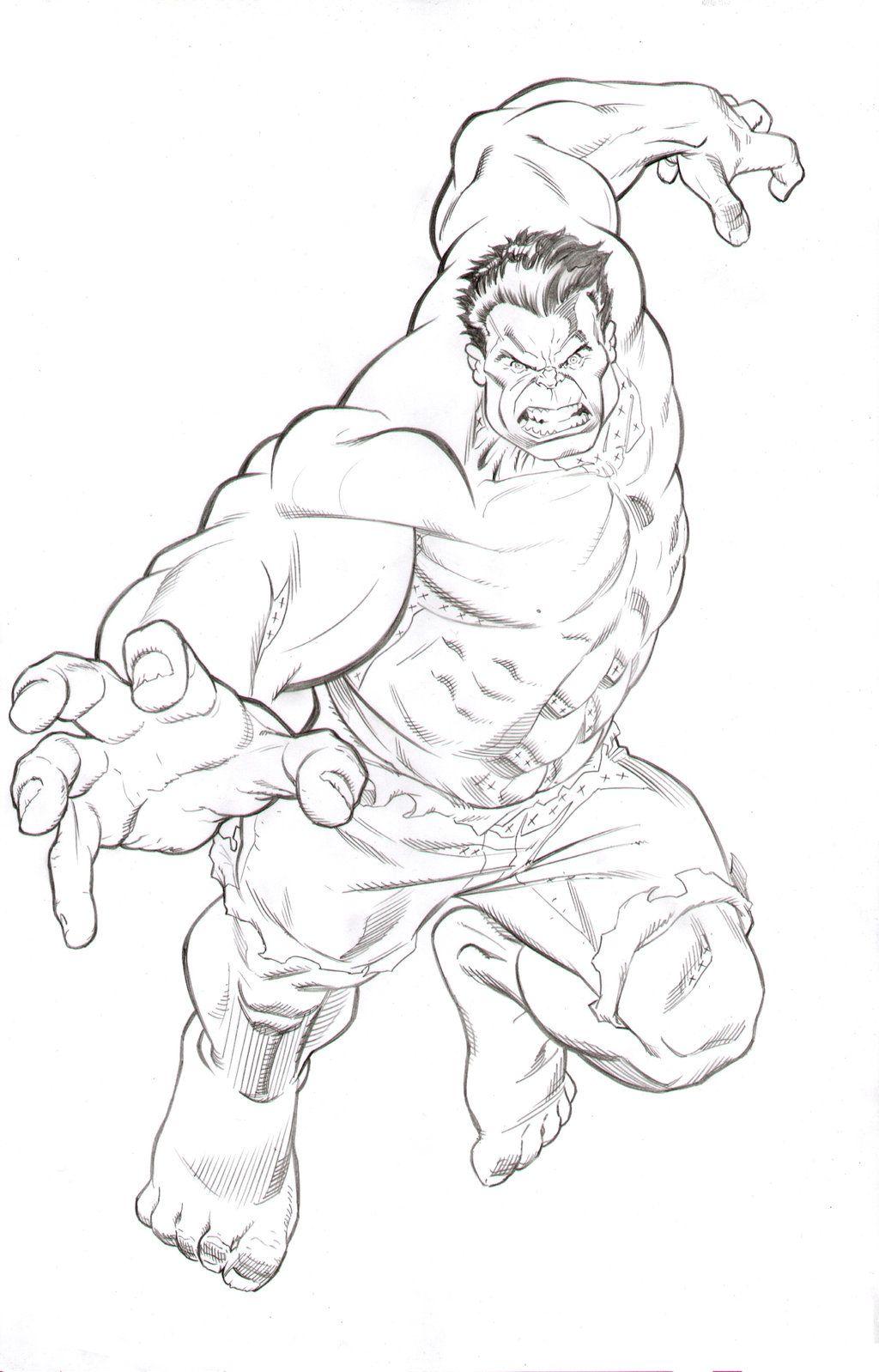 Mcp Hulk Pencils Hulk Sketch Hulk Art Drawing Superheroes