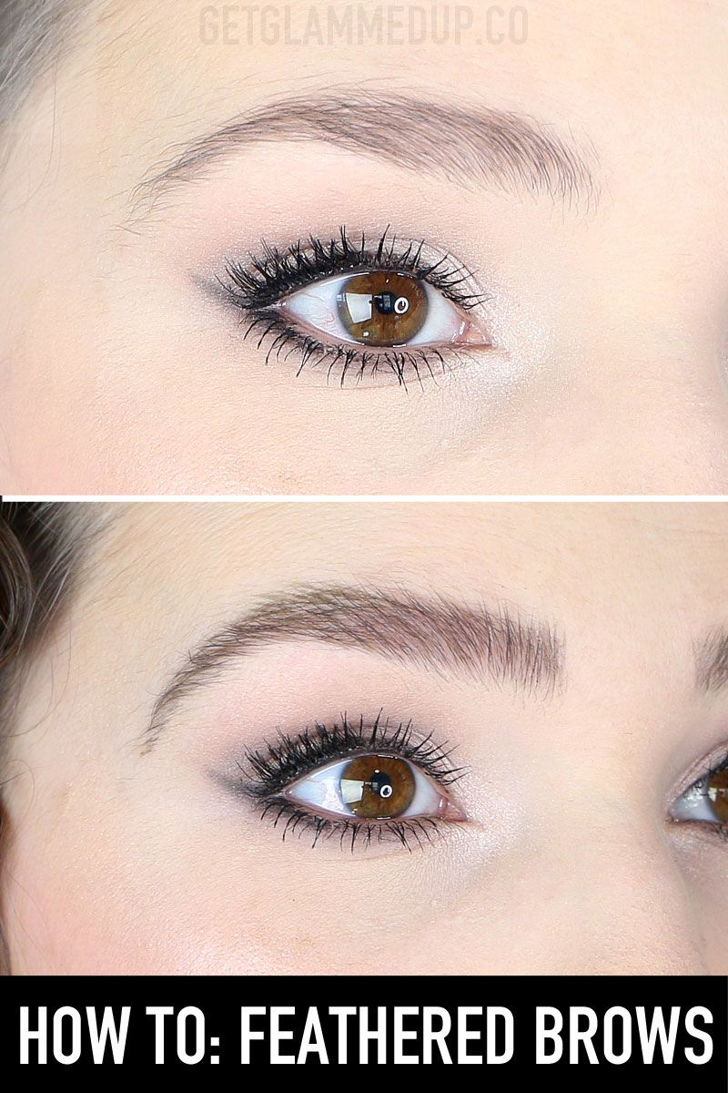 Pin By Gena Marie On Makeup How Tos Eyebrow Tutorial Brow Tutorial Full Eyebrows