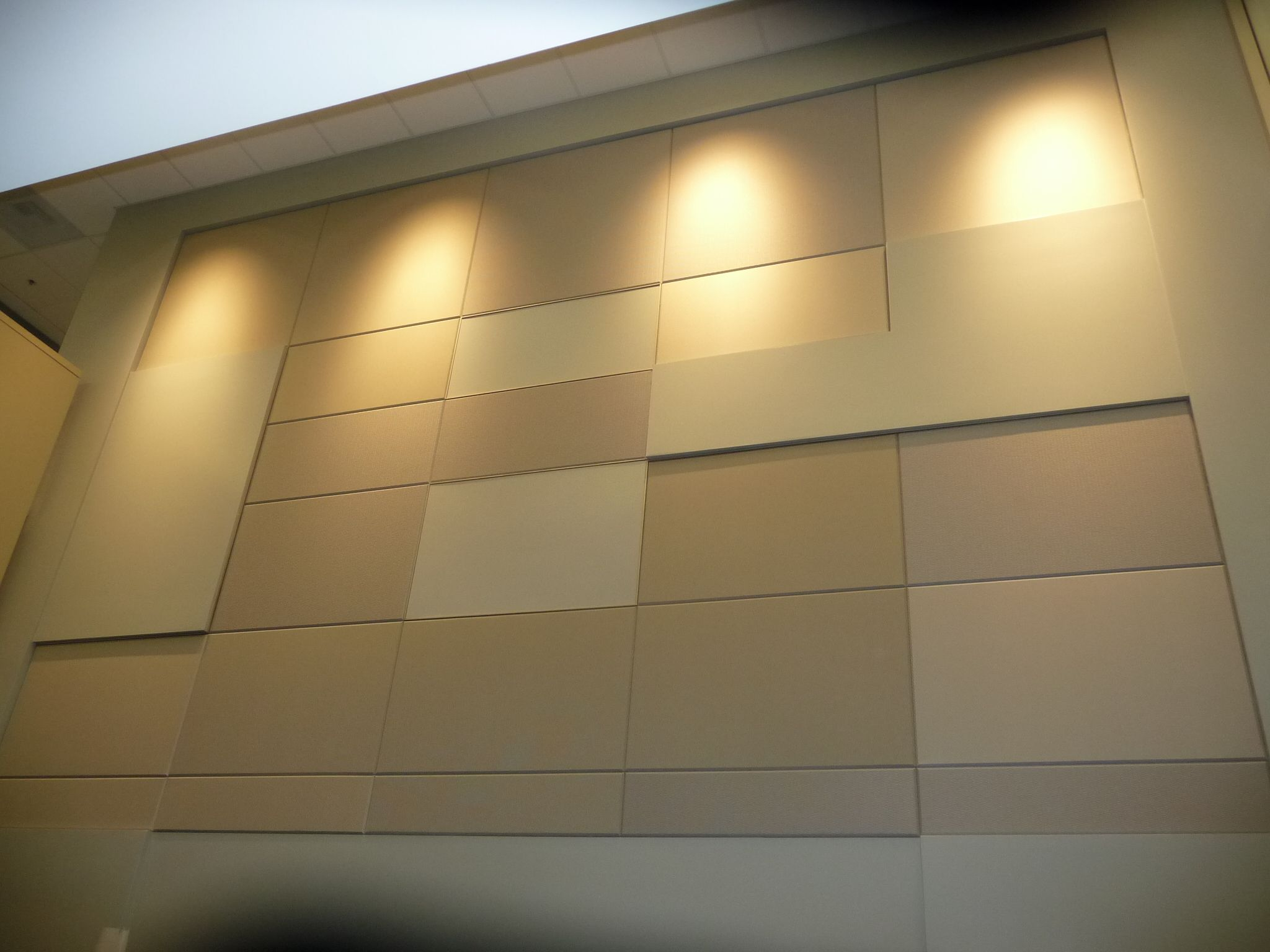Acoustic ceiling and wall tiles are used in residential acoustic ceiling and wall tiles are used in residential commercial as well as industrial purposes doublecrazyfo Gallery