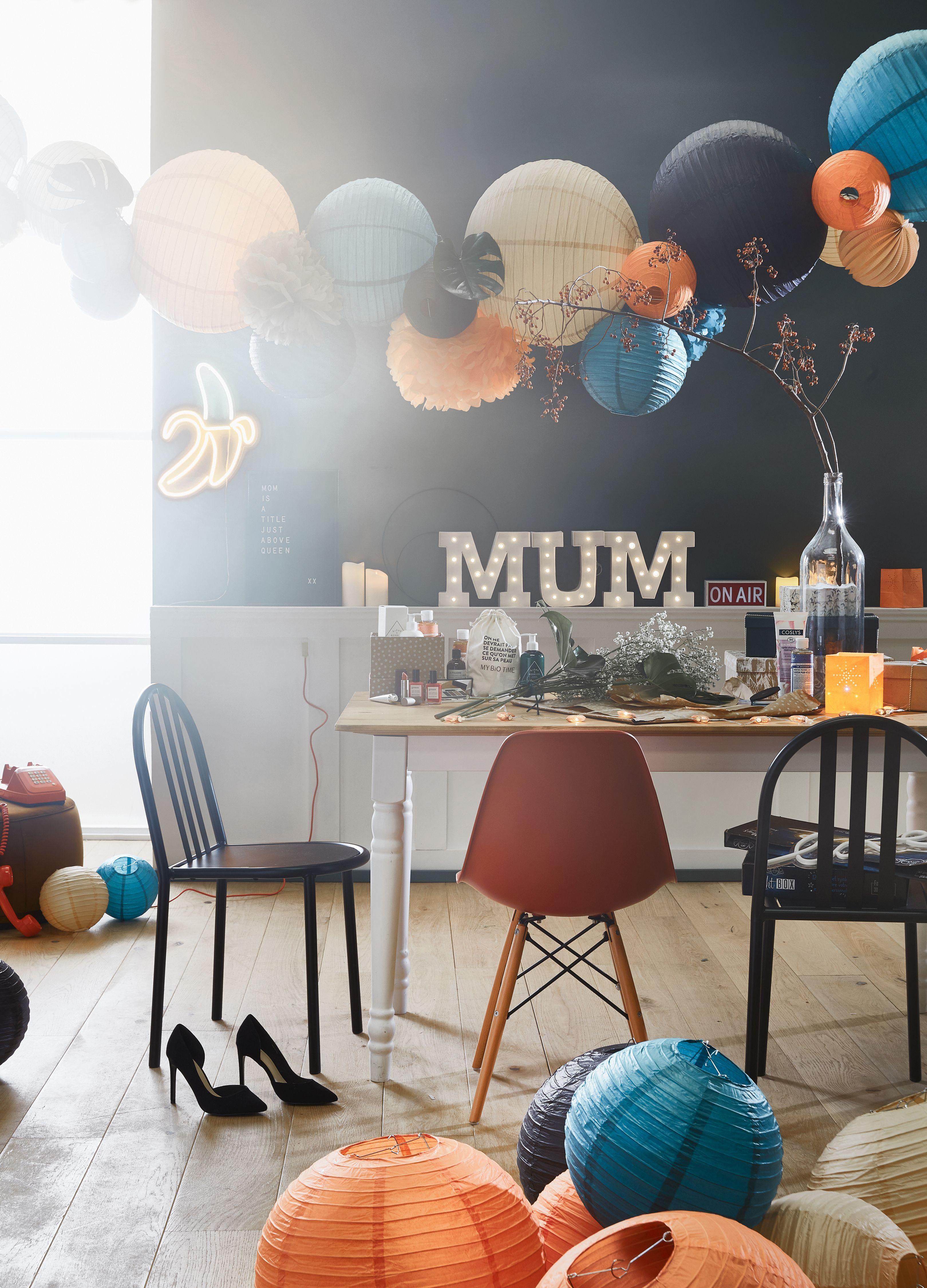 Mum on air : déco fête des mères et idées cadeaux fête des mères de ...