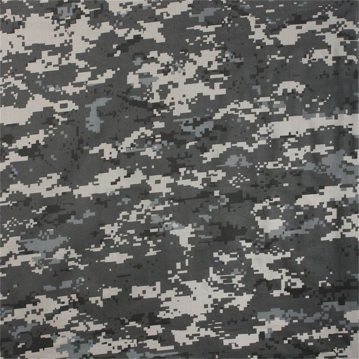 Subdued Urban Digital Camouflage Military 22