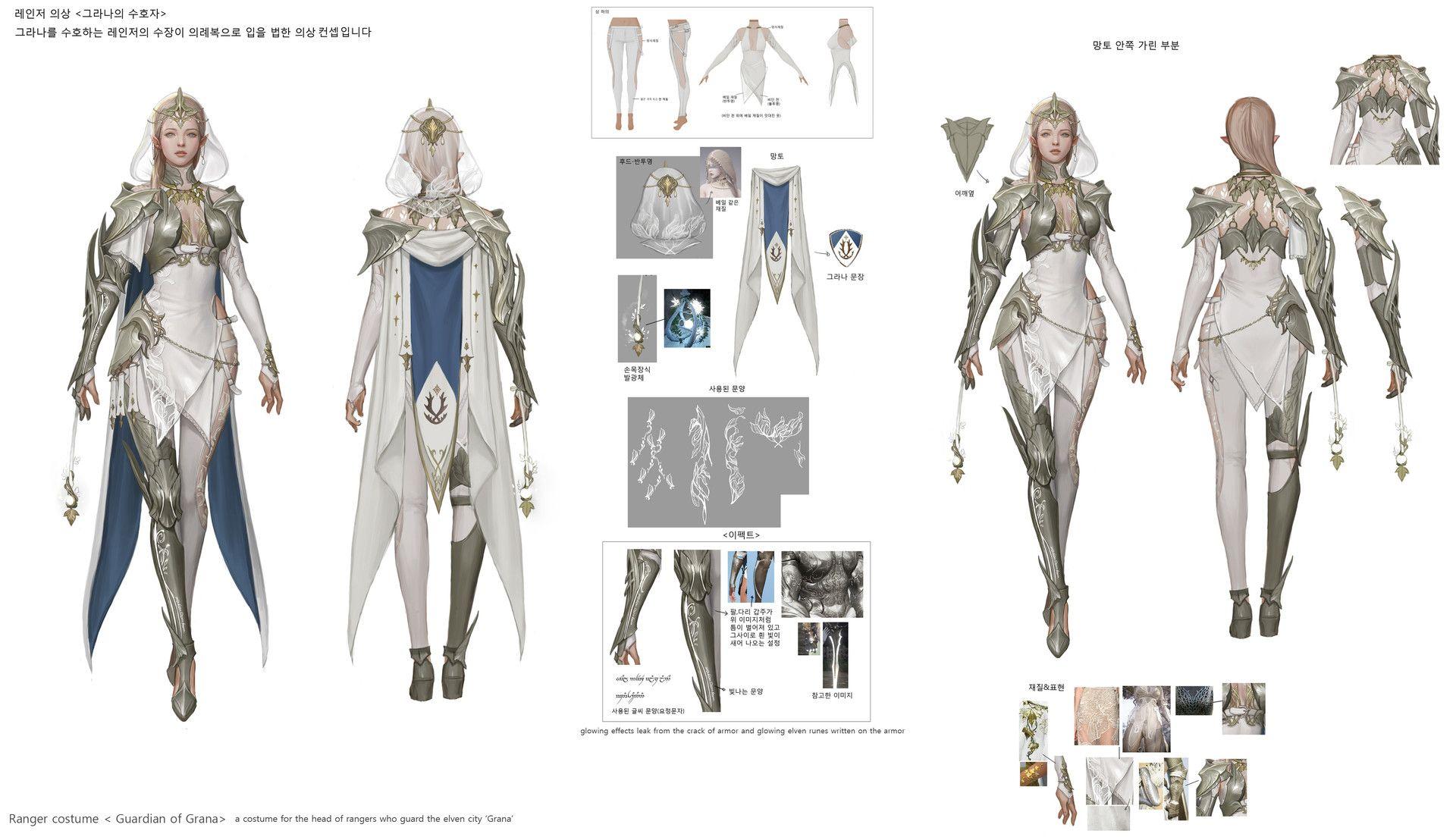 Ranger Costumes Bdo Ikikjpg Sc 1 St The Black Desert Online