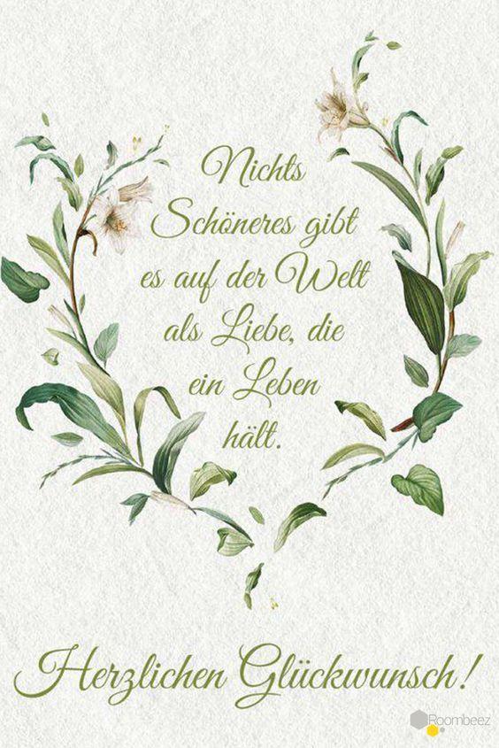 Glückwünsche zur Hochzeit » 30 Sprüche zum Downloaden | OTTO