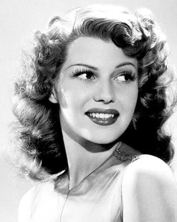 Rita Hayworth ladies and gentlemen