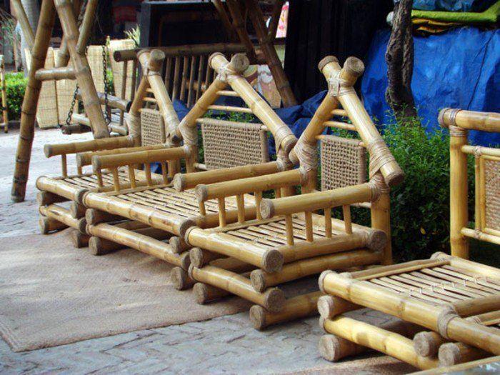 Que Faire Avec Des Bambous Trouvailles Exotiques En 60 Photos