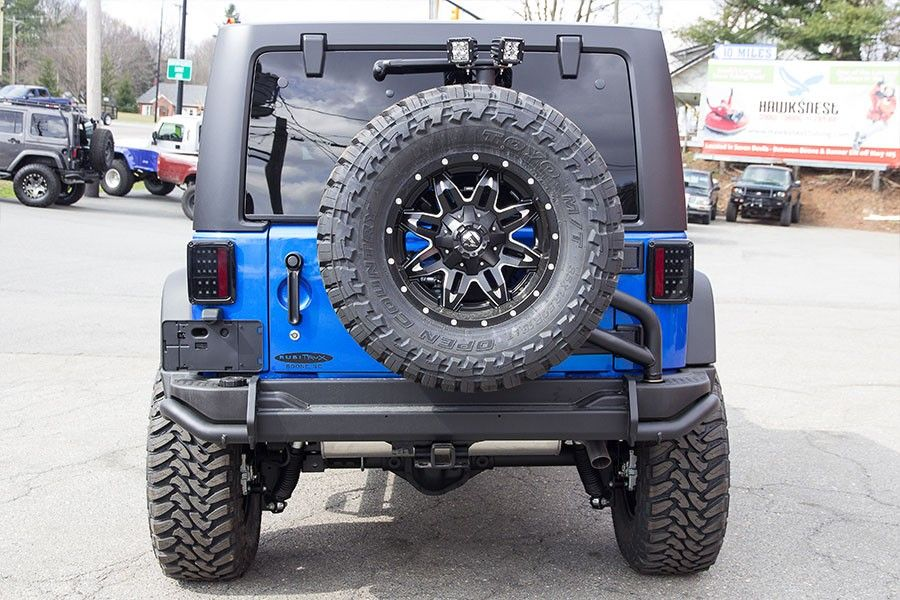 Aev Rear Bumper And Tire Carrier Jeep Wrangler Sport 2016 Jeep Wrangler Jeep Wrangler