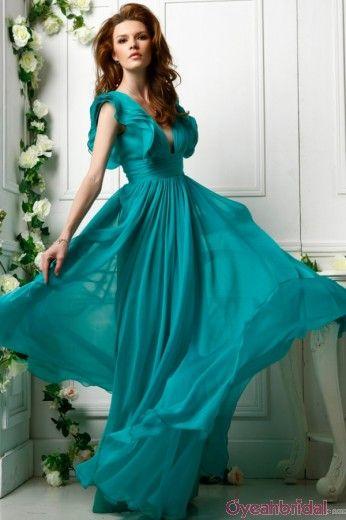 evening gowns evening dresses green
