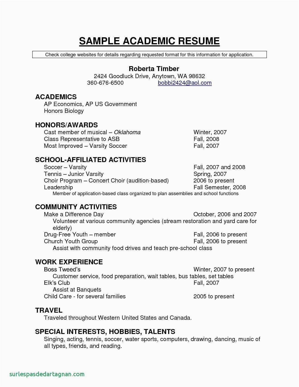 Activities To Put On A Resume Luxury Resume Portfolio Examples Sample Resume For Reading Teacher In 2020 Student Resume Template Resume Examples Good Resume Examples