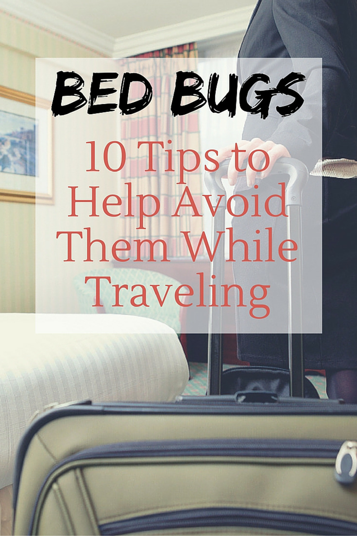 10 Essential Tips to Avoid Bed Bugs When Traveling Avoid