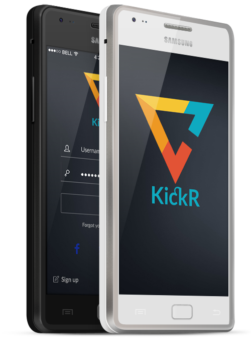 Kickr ID is an reliable GPS tracker app for the mobile