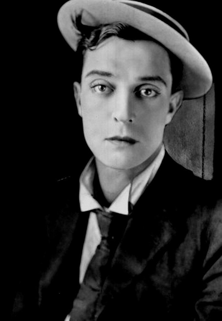 Actor/Comedian/Director/Writer- Buster Keaton-  1895-1966