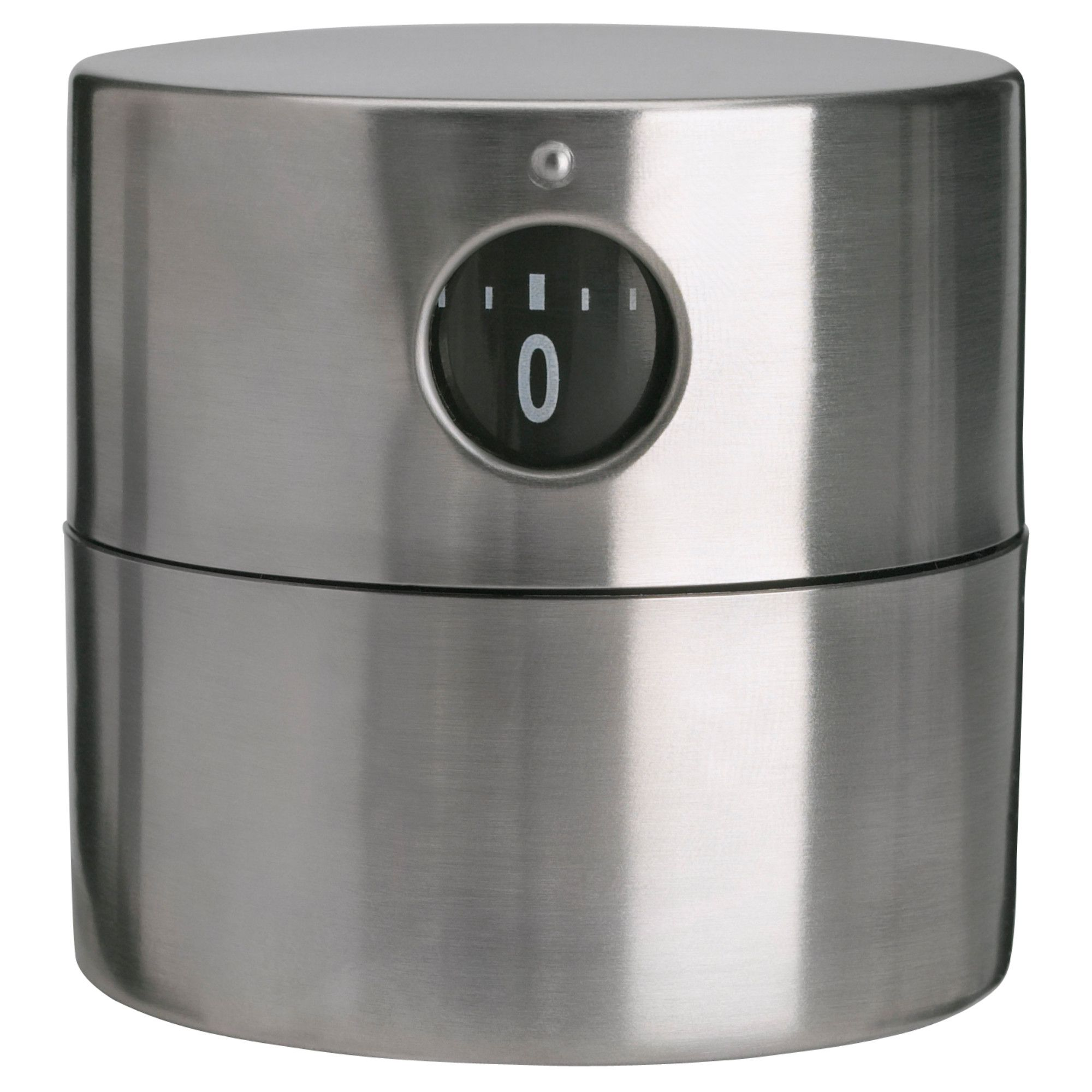 Ikea Kitchen Timer: ORDNING Timer, Stainless Steel