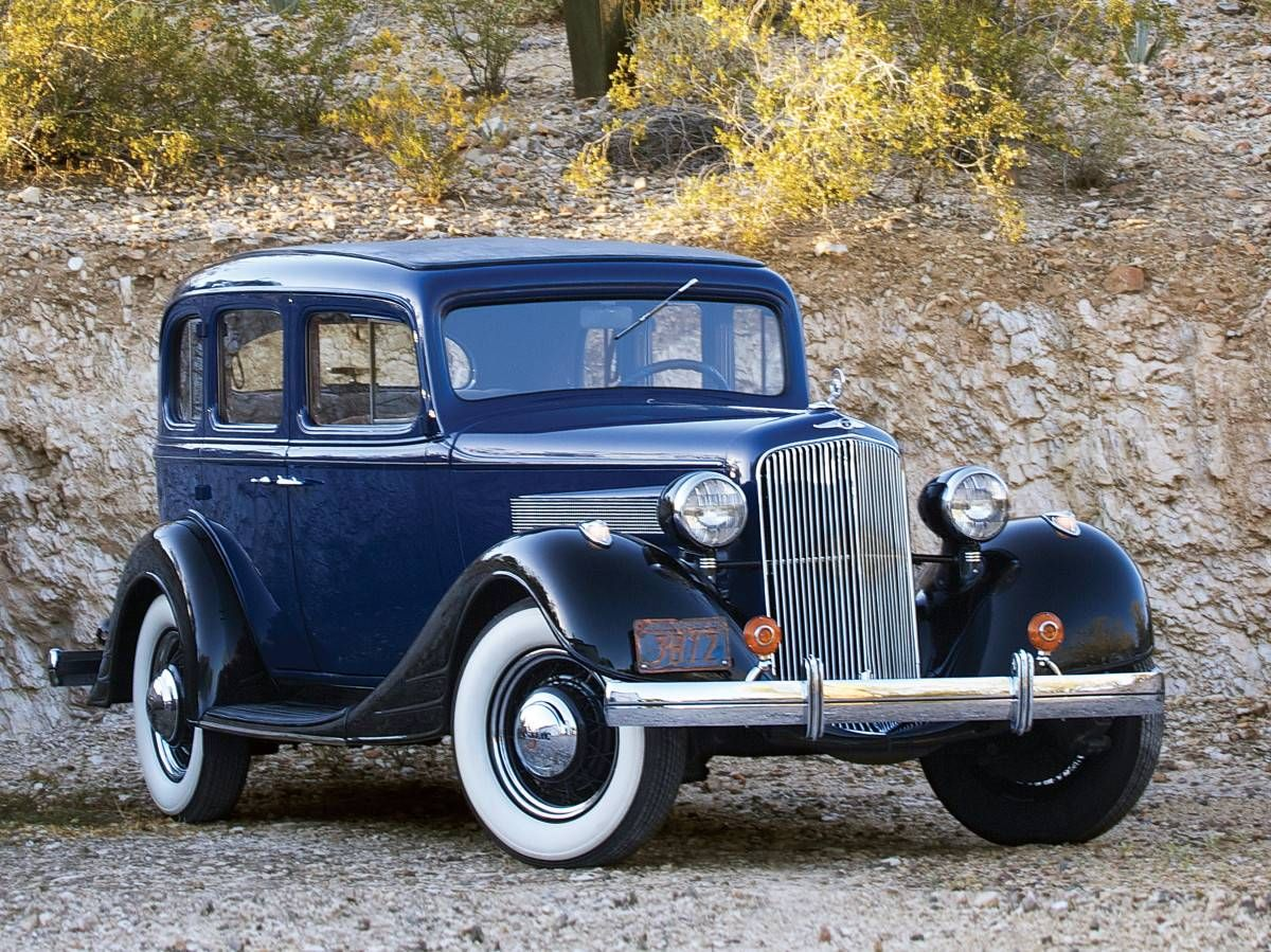 1934 pontiac sedan classic cars trucks hot rods etc for 1934 pontiac 4 door sedan