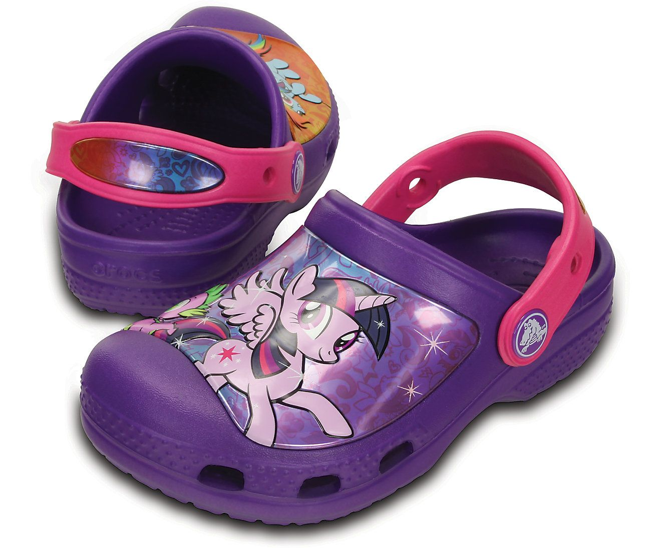 My Little Pony Crocs Now Available in