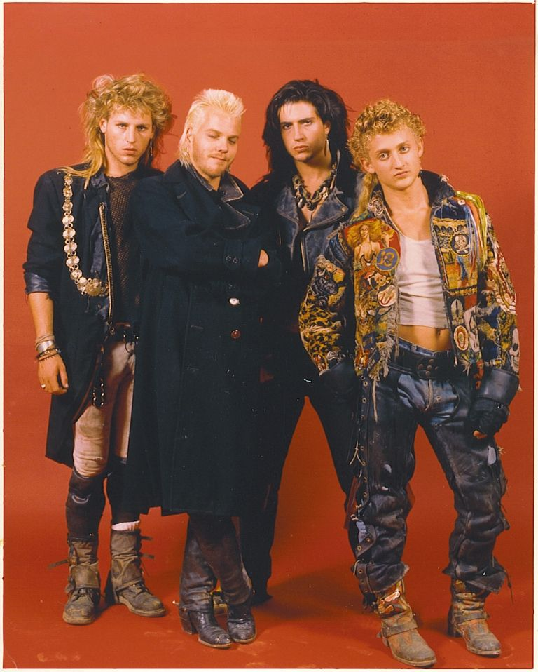 The Lost Boys Oh Billy Worth you were my obsession