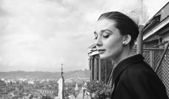 Audrey Hepburn fell in love with Rome, after making the film Roman Holiday in 1953, and spent many years living there (©Cecil Beaton)   #wheretraveler #RomanHoliday #AudreyHepburn