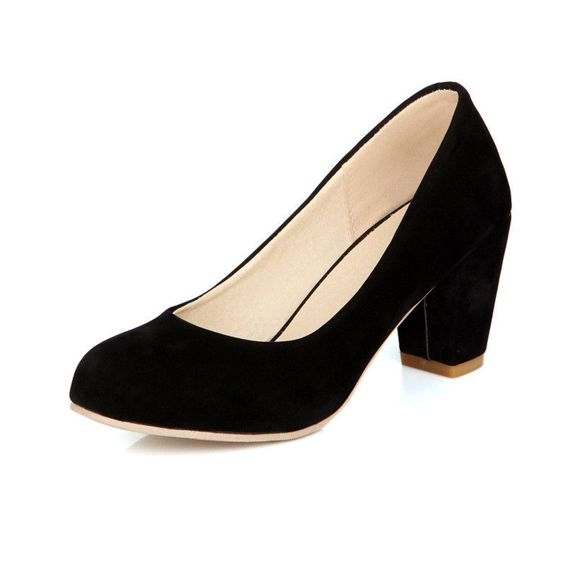 c8feca243ef Heels: approx 7 cm Platform: approx - cm Color: Black, Blue, Beige Size: US  3, 4, 5, 6, 7, 8 (All Measurement In Cm And Please Note 1cm=0.39inch)  Note:Use ...