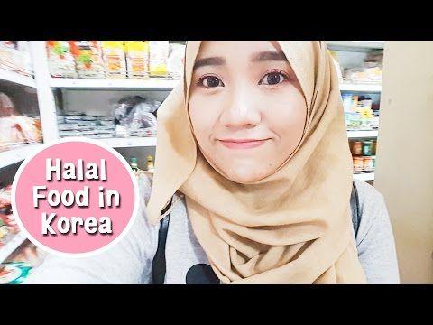 1 Halal Food In South Korea Youtube
