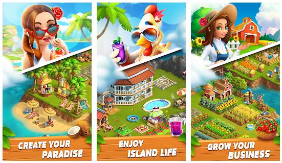 Download Game Simulasi Terbaik Funky Bay – Farm & Adventure game