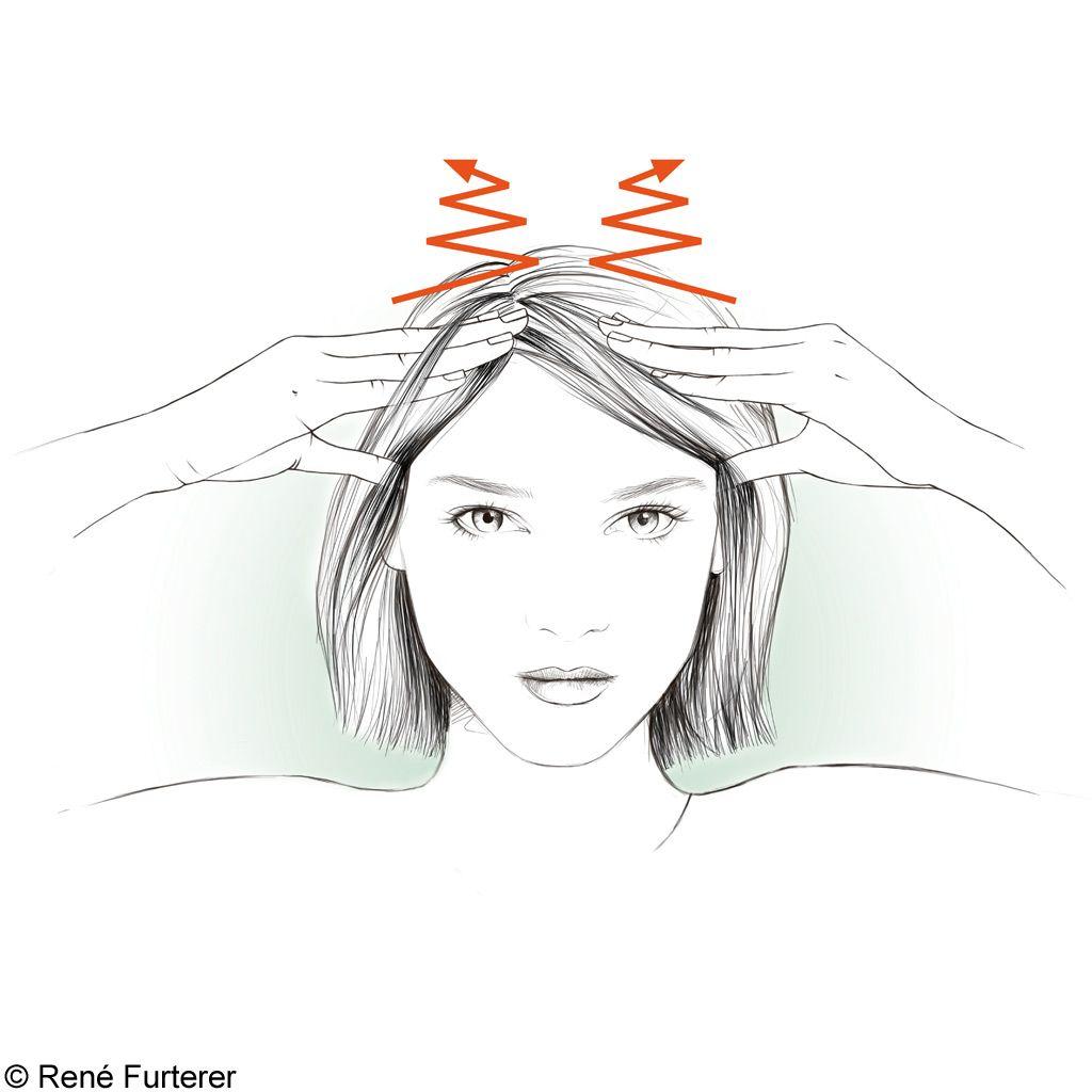 Comment pousse nos cheveux