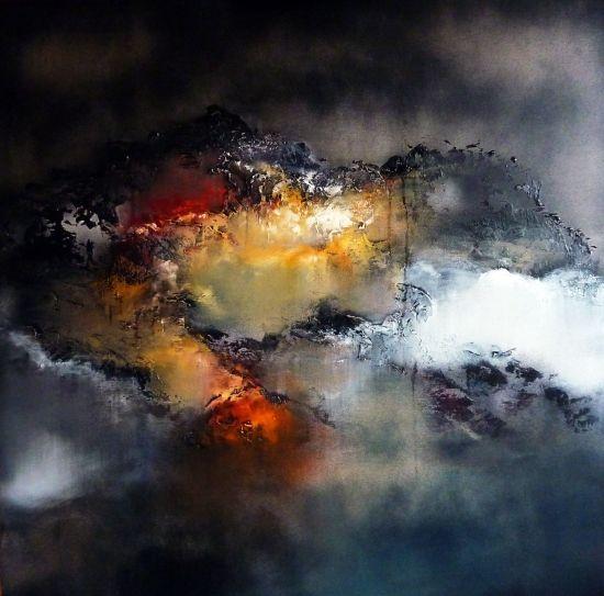 Julien airault artiste peintre galerie nicole gogat f for Artiste art abstrait