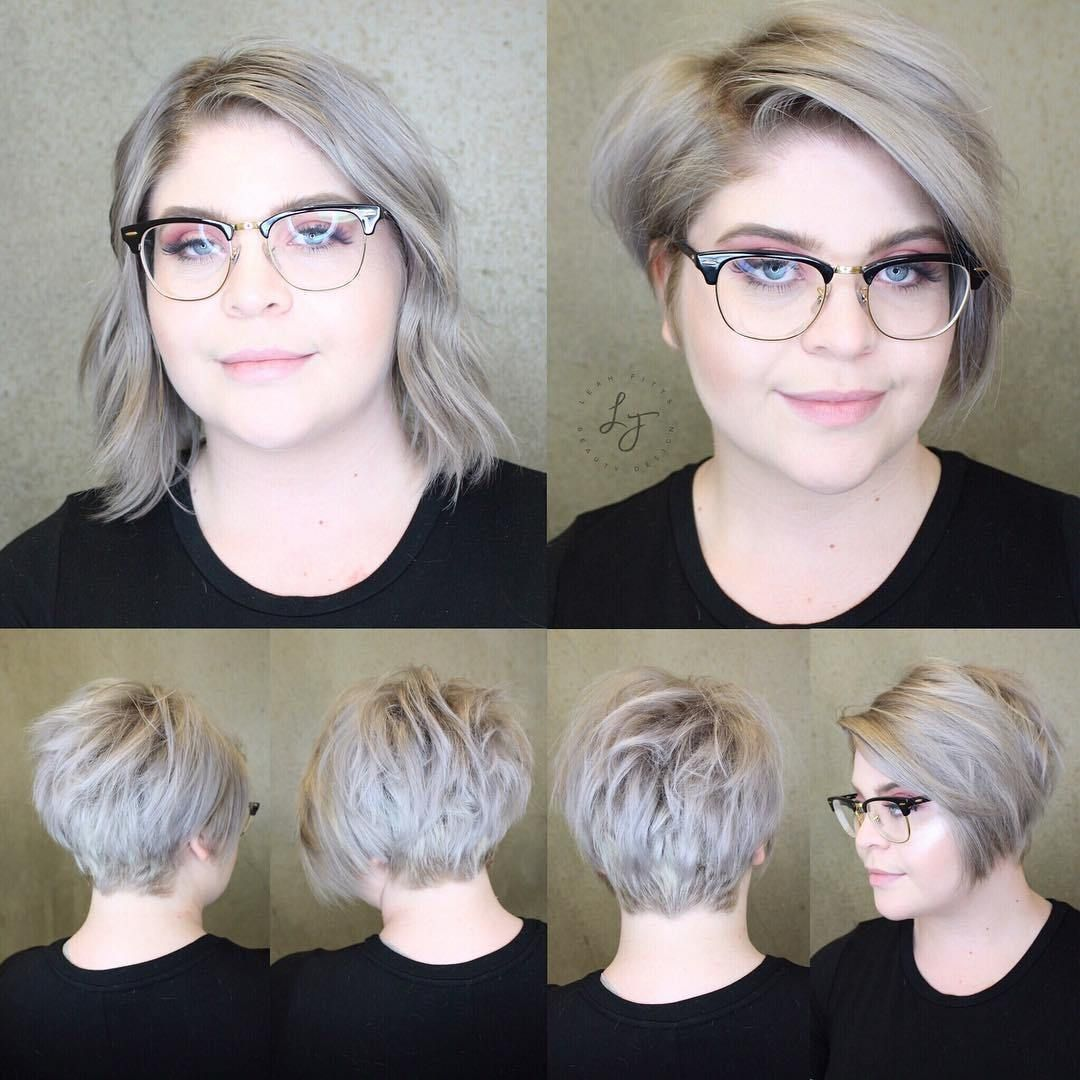 Hairstyles For Full Round Faces &8211; 60 Best Ideas For Plus-Size Women - Pixie Bob