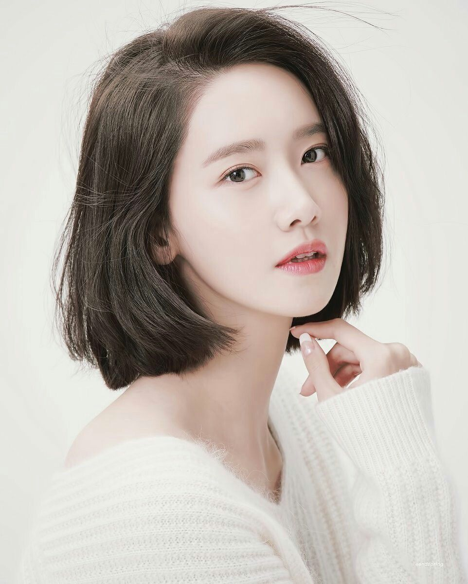 Pin by melody chan on yoona in pinterest hair short hair