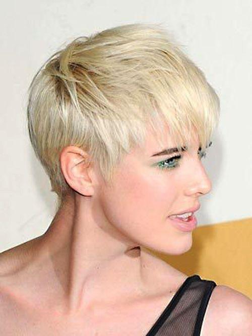 Peachy Boy Cut Hairstyle Pageboy Haircut And Boy Cuts On Pinterest Short Hairstyles Gunalazisus