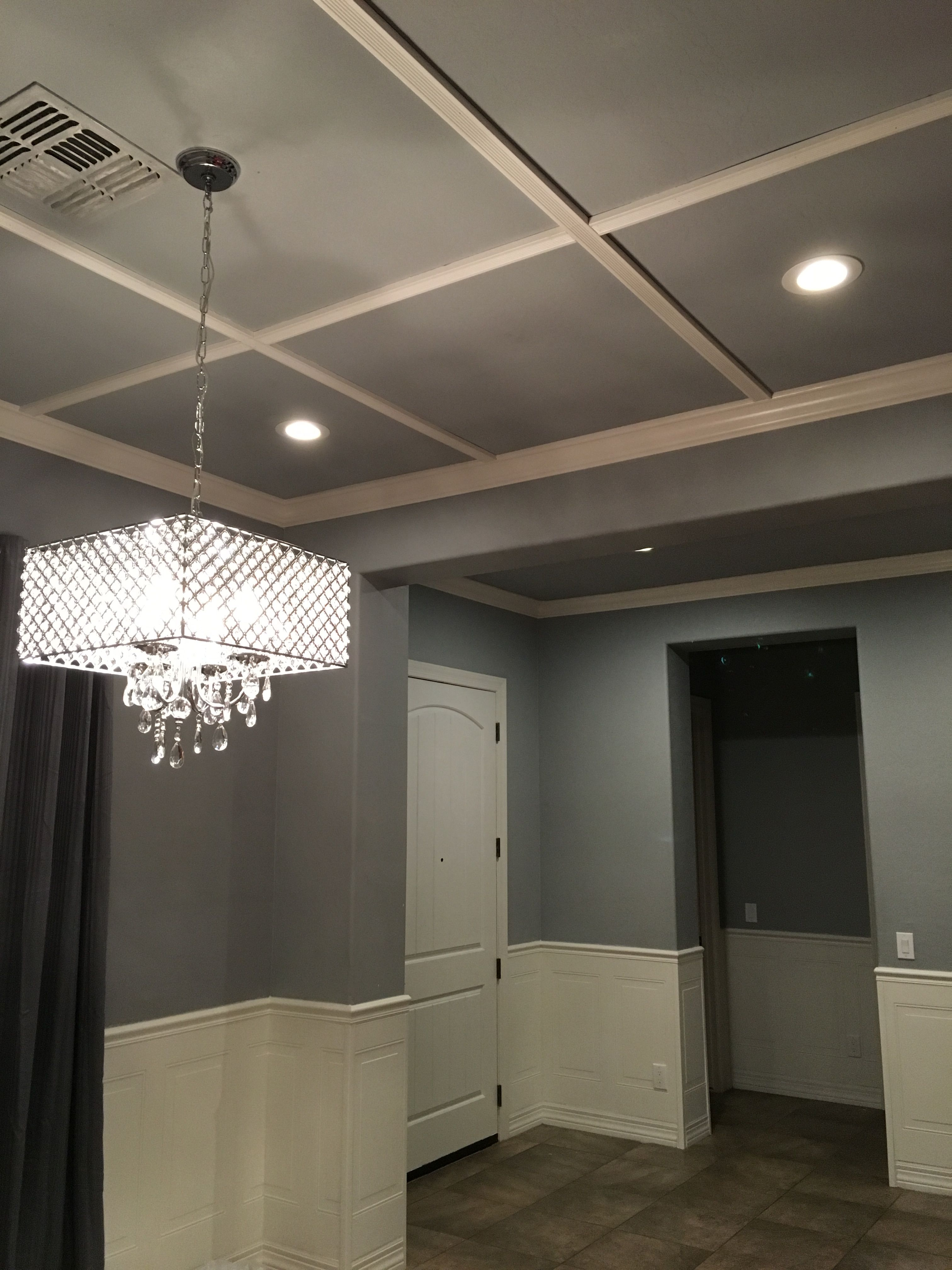 AZ Recessed Lighting beautiful dining room and entry hallway remodel ...