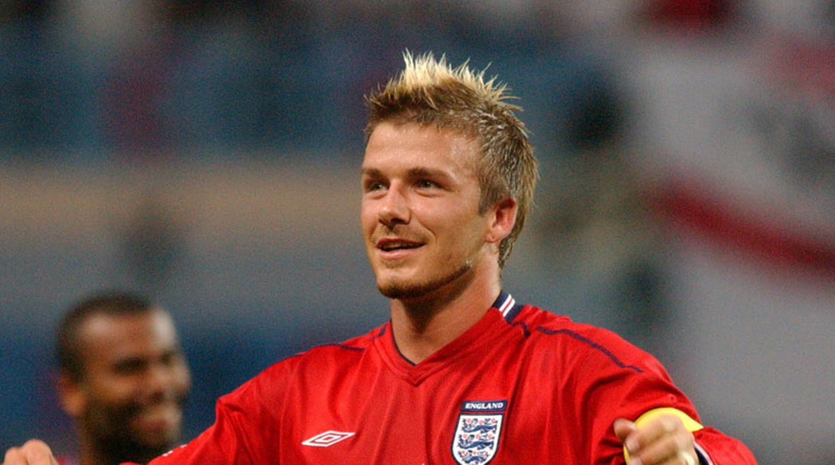 David Beckham Reveals Sir Alex Ferguson Forced Him To Shave Off - Beckham hairstyle ferguson