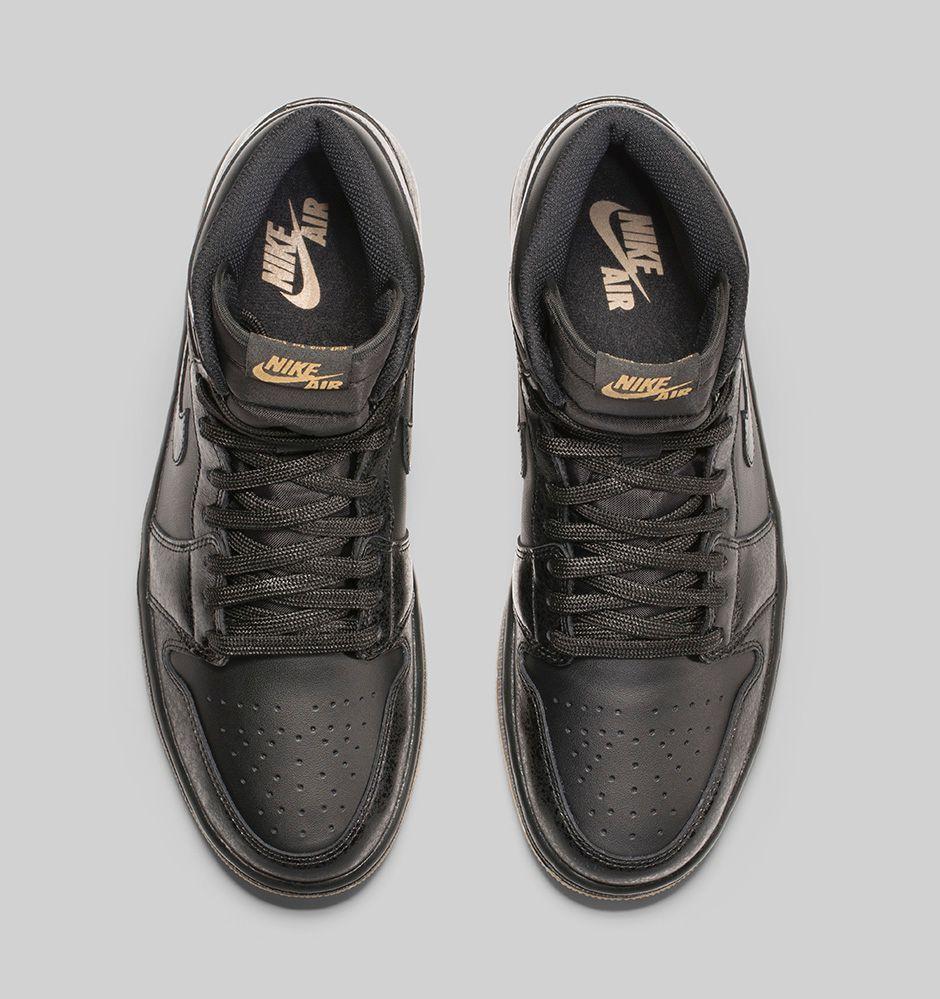 nike air jordan 1 retro high og spor ayakkabı