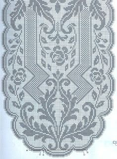 Szydełkomania: Tablecloth