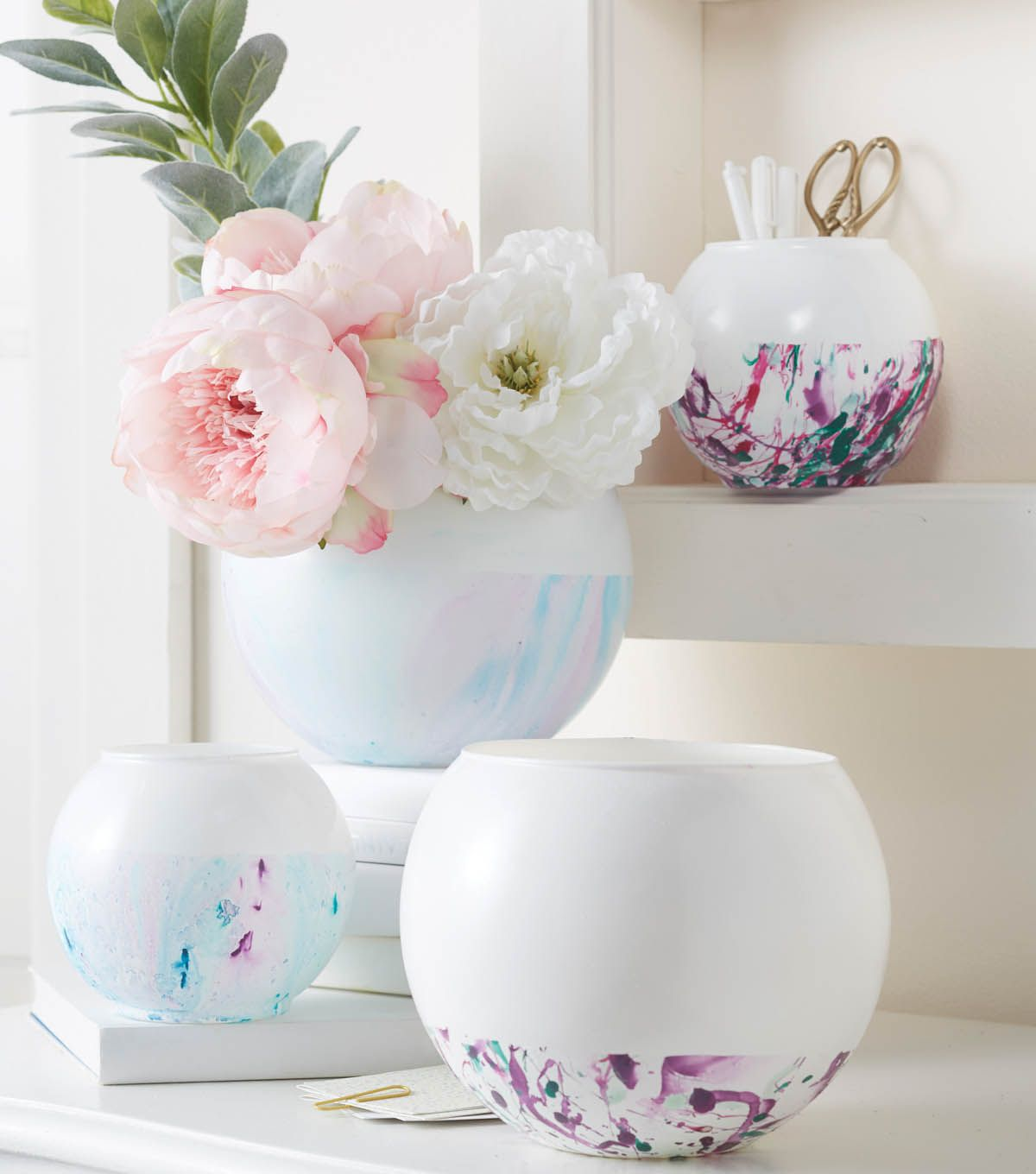 Home Design Gift Ideas: DIY Mother's Day Crafts