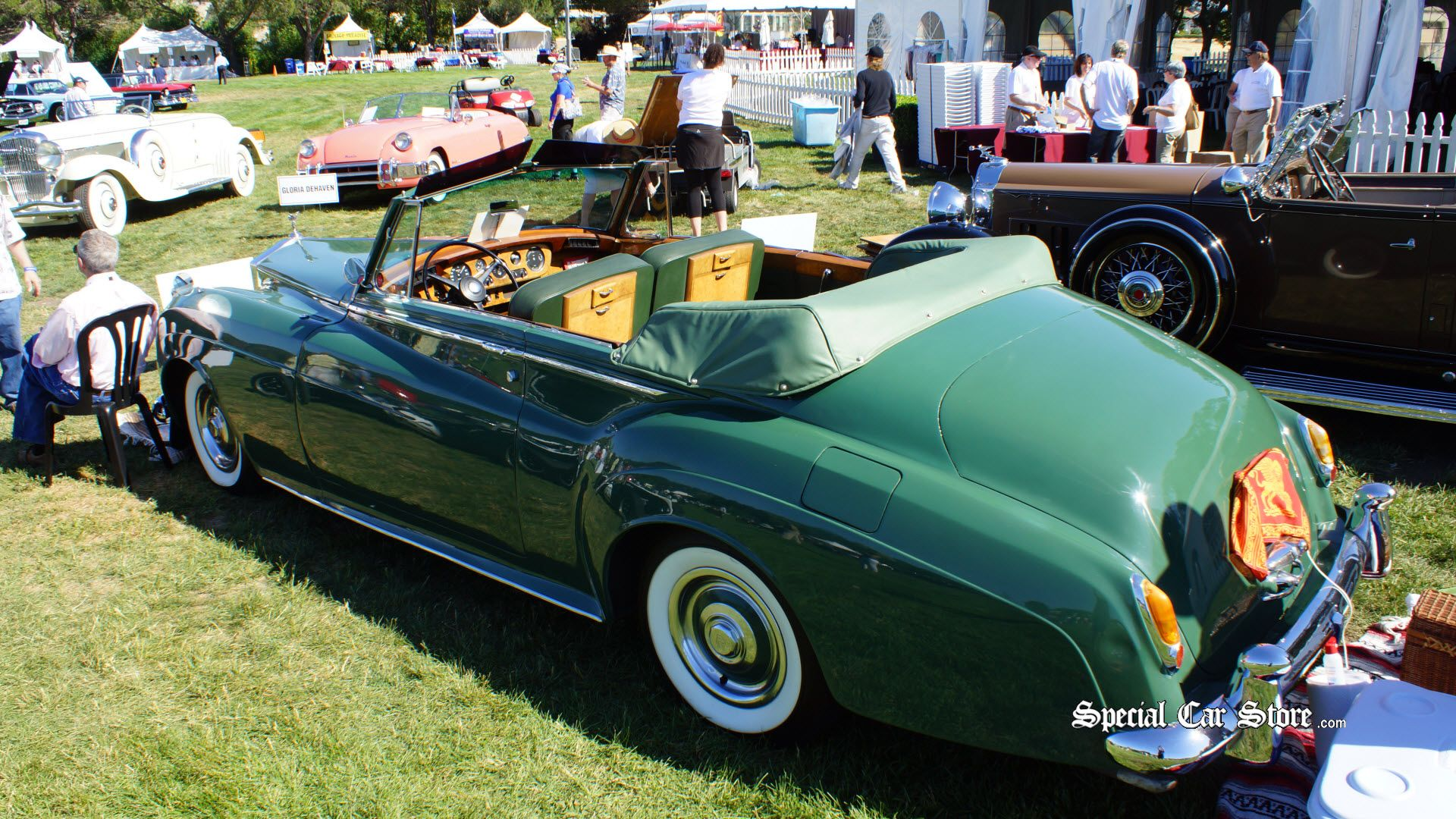 1960 Rolls Royce Silver Cloud 2 Owned By Elizabeth Taylor Marin
