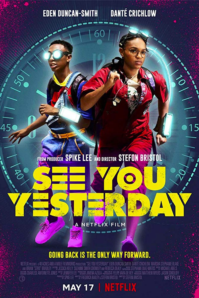 See You Yesterday Soundtrack List SeeYouYesterday