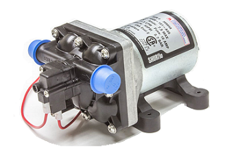 Shurflo Water Pump Revolution 3 Gpm Water Pumps Gpm Rv Water