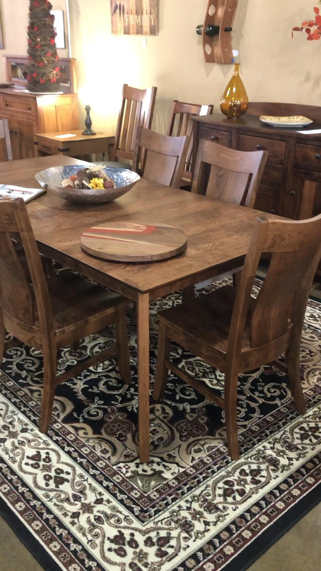 Cherry Leg Table