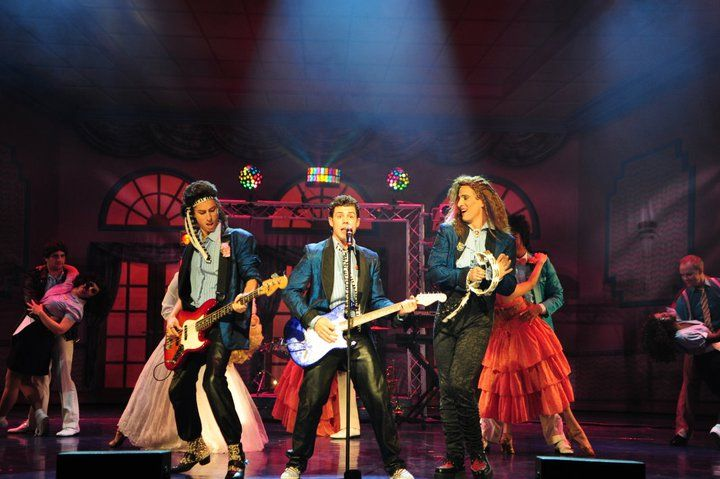The Wedding Singer Musical Broadway Google Search