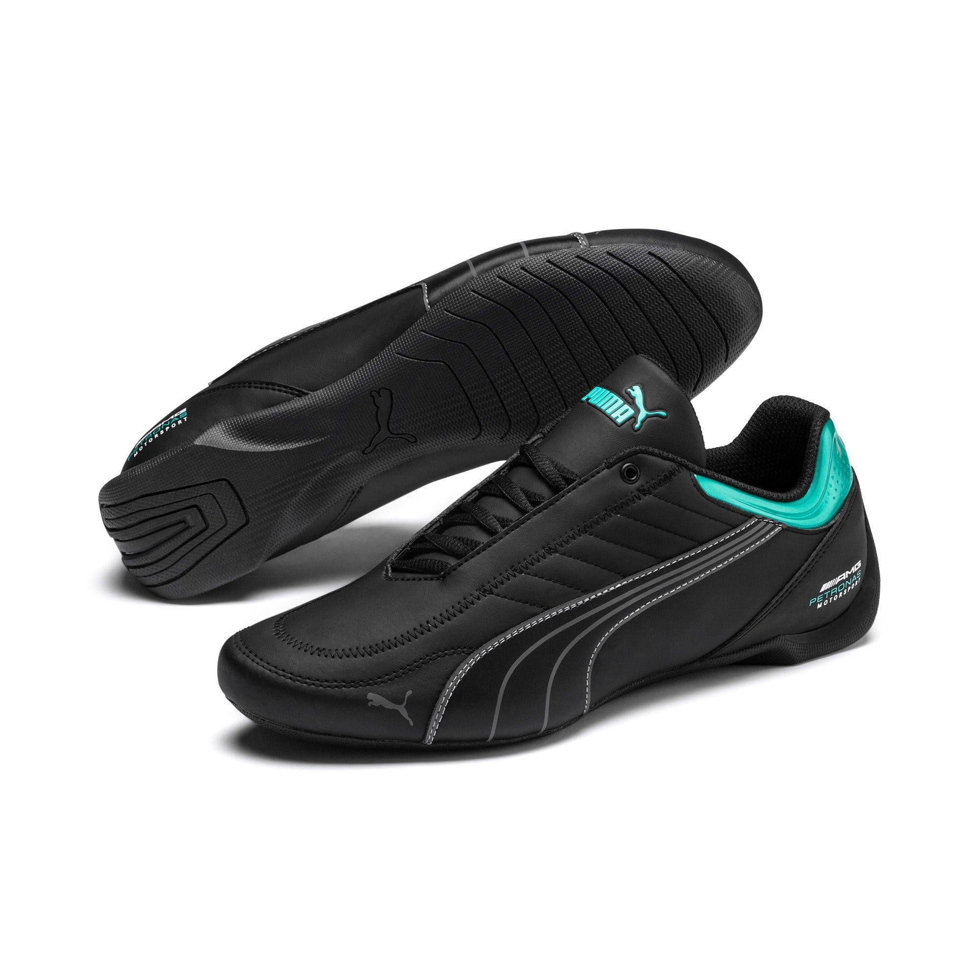 PUMA BMW M Motorsport Future Kart Cat Trainers in Black