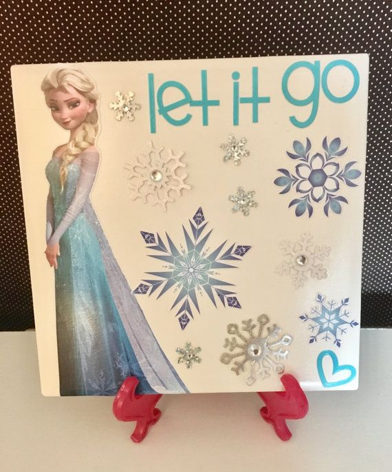 Disney   frozen elsa girls room decor wall hanging also rh pinterest