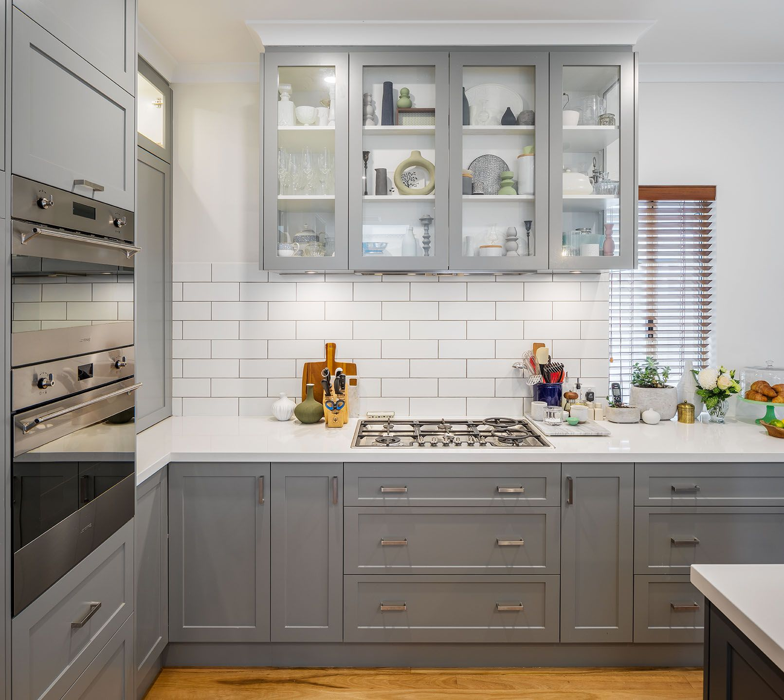 Castella Planar 12mm Handle in Brushed Nickel features again in this ...