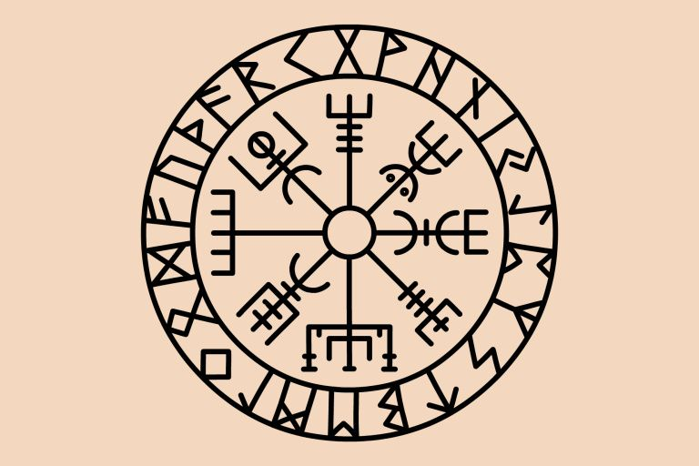 Ancient Viking Symbols That Appear In The Most Intense Tales Of Norse Mythology #vikingsymbols