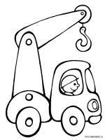 Раскраски для детей 3-4 лет | Рисунки для раскрашивания ...